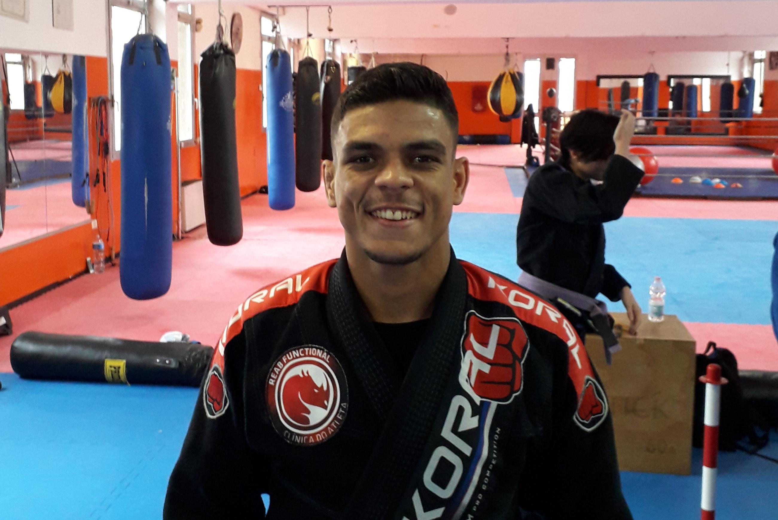 La motivazione che non ti aspetti - INTERVISTA A NATAN CHUENG (Brazilian Ju-Jitsu)