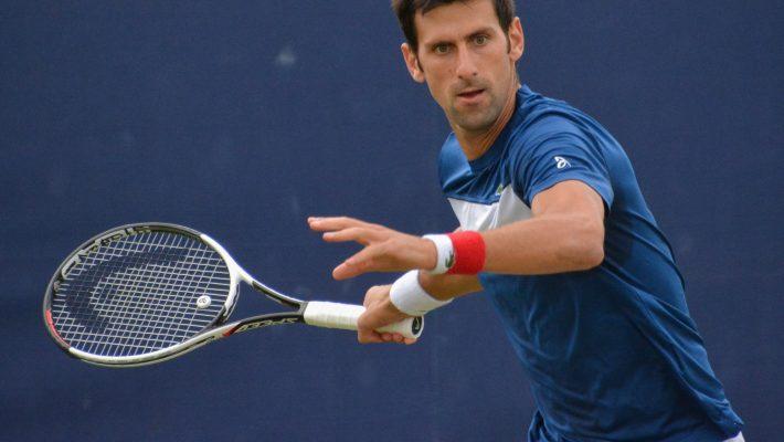 """Il punto vincente"" di Novak Djokovic"