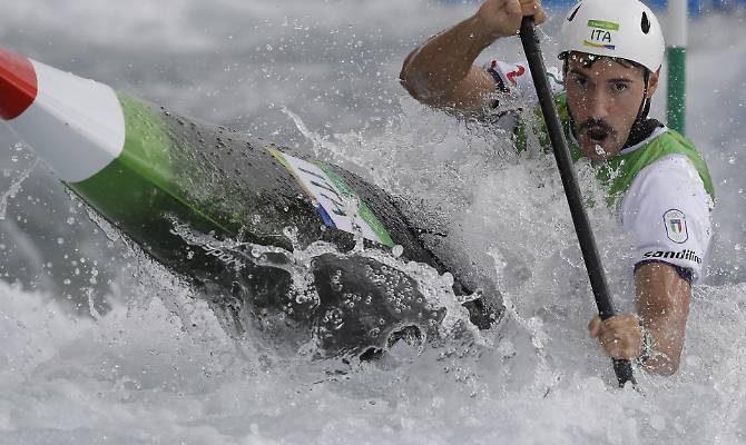 """""""Errare è umano ma perseverare…"""" – La reazione all'errore nella Canoa Slalom"""