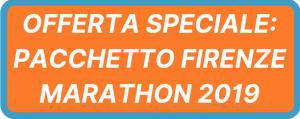 Offerta Speciale Firenze Marathon 2019