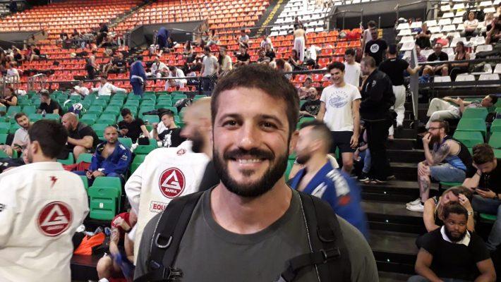 """Chi è libero di testa lotta meglio"" – intervista a Luca Anacoreta (Brazilian Jiu-Jitsu)"