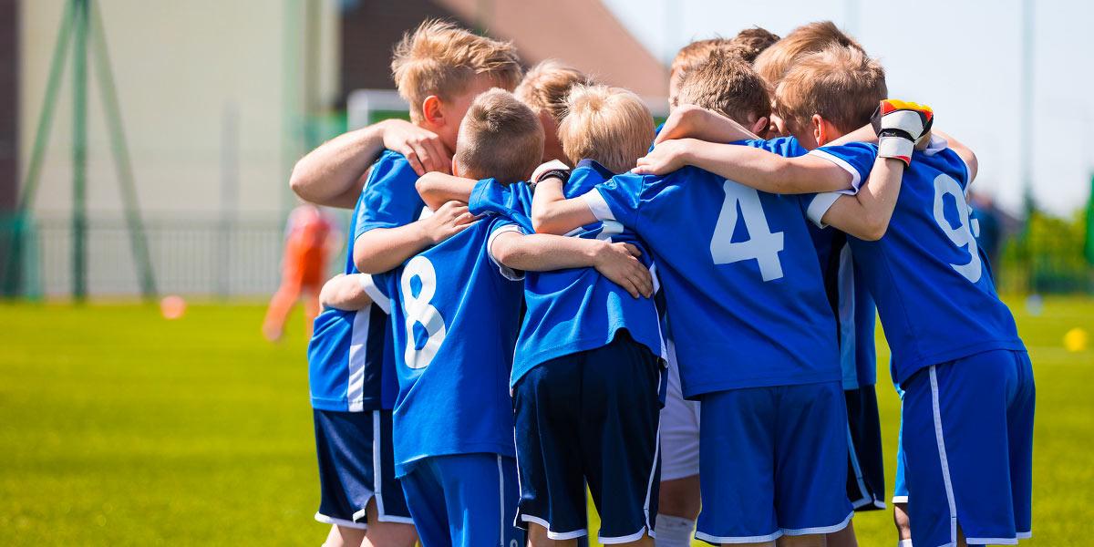 Emozioni e sport di squadra