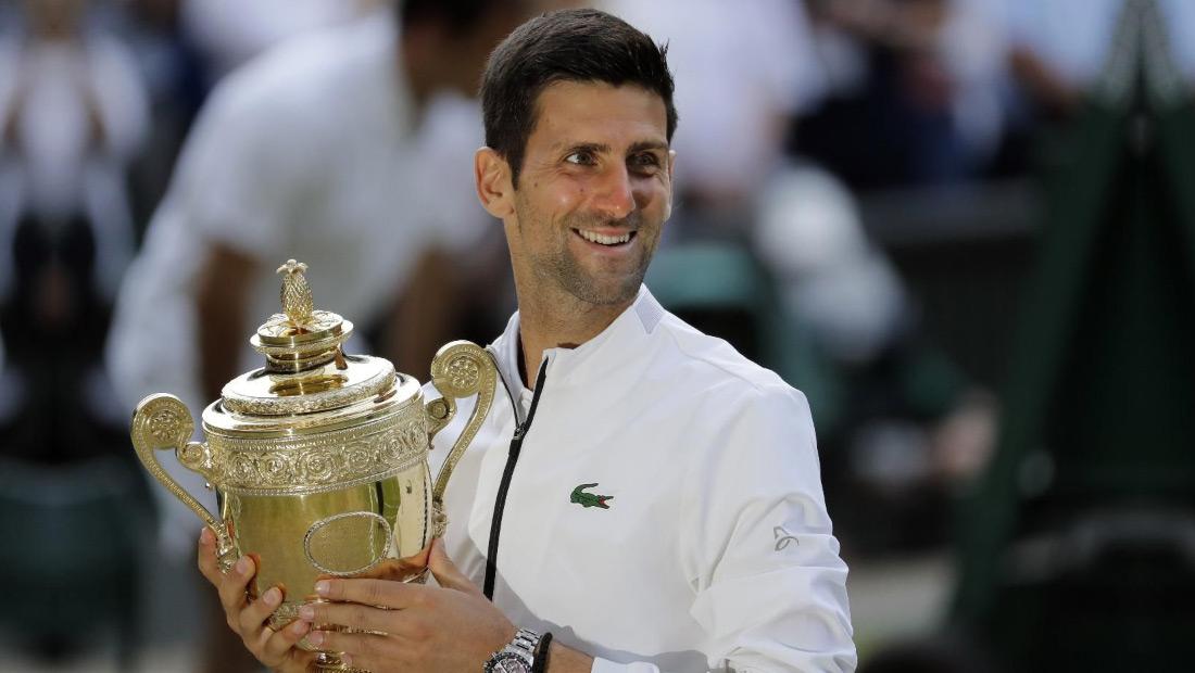 """""""La stabilità mentale mi ha permesso di rimontare e vincere"""" - Novak Djokovic"""