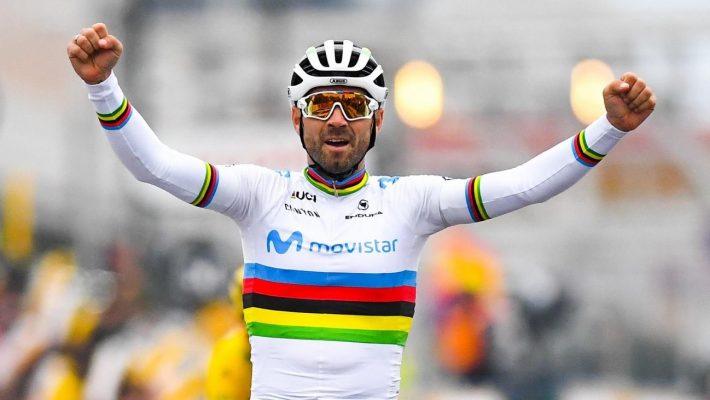 Un esempio per tutti: Valverde, 39 anni e non sentirli