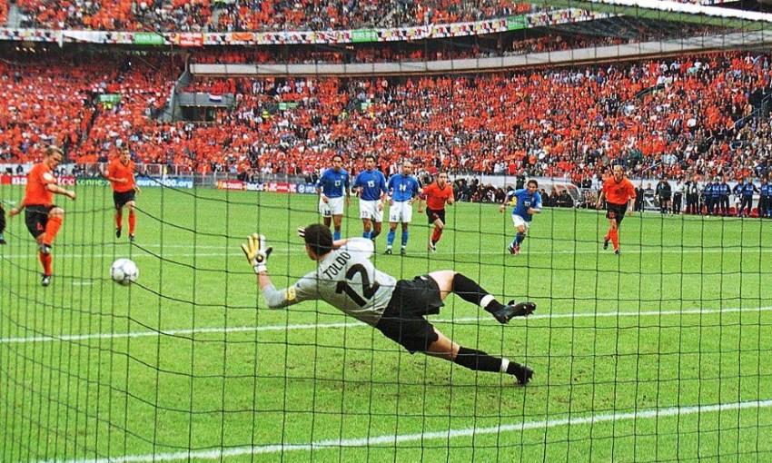 Italia-Olanda 3 a 1: nella mente del portiere